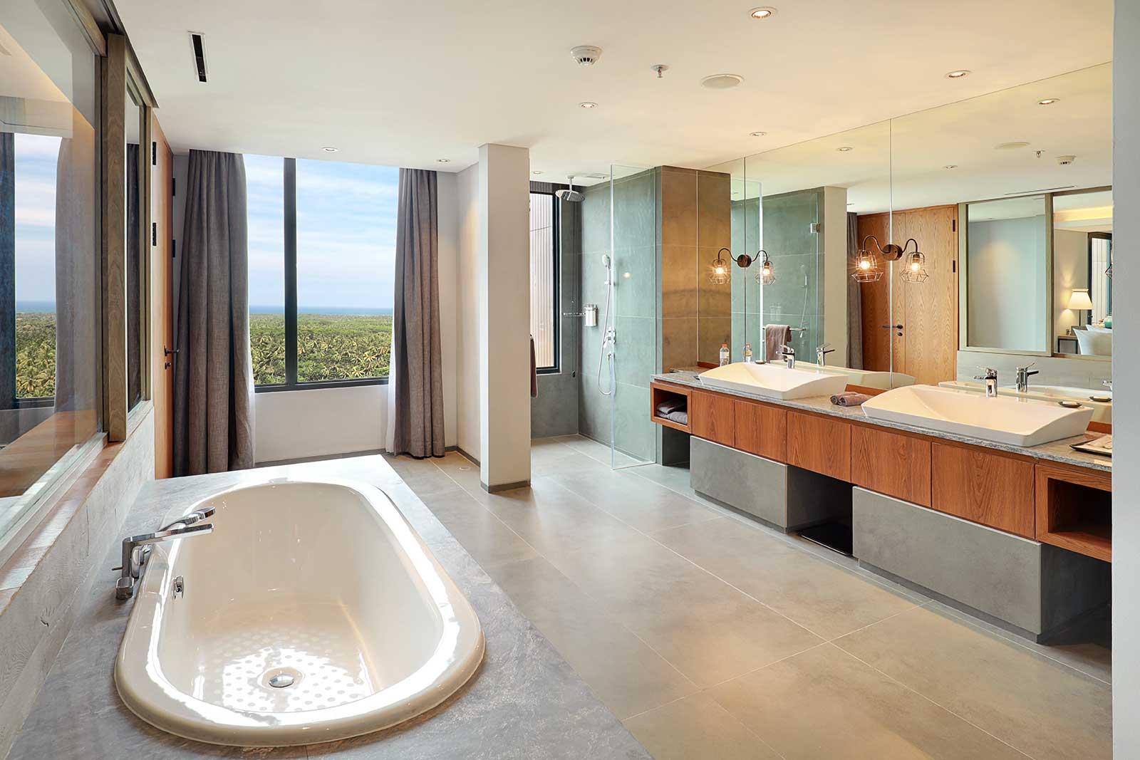 Kokoon Suite Bathroom